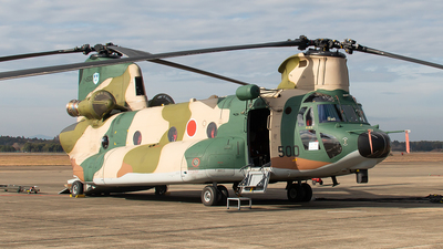 17-4500 - Kawasaki CH-47J Chinook - Japan - Air Self Defence Force (JASDF)
