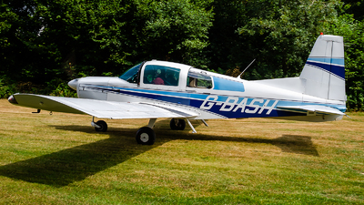 G-BASH - Grumman American AA-5 Traveller - Private