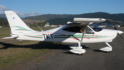 ZK-TKT - Tecnam P2008JC - New Zealand Airline Academy