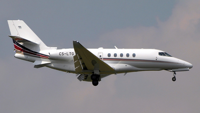 CS-LTG - Cessna Citation Latitude - NetJets Europe