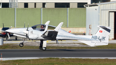 HB-LJK - Diamond DA-42 Twin Star - Private