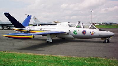 MT-14 - Fouga CM-170R Magister - Belgium - Air Force