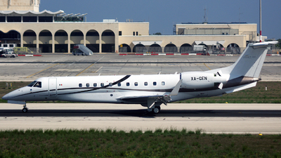 XA-GEN - Embraer ERJ-135BJ Legacy 650 - Private