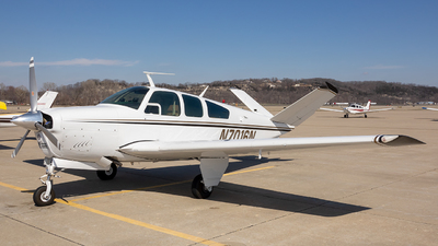 N7016N - Beechcraft V35A Bonanza - Private