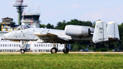 78-0651 - Fairchild A-10C Thunderbolt II - United States - US Air Force (USAF)