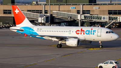 HB-JOJ - Airbus A319-112 - Chair Airlines