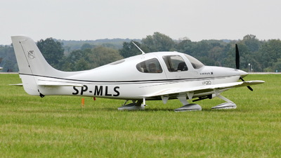 SP-MLS - Cirrus SR20 - Private
