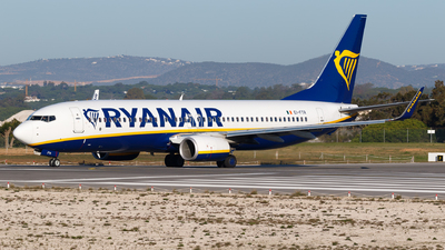 EI-FTR - Boeing 737-8AS - Ryanair