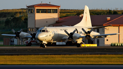 154587 - Lockheed NP-3D Orion - United States - US Navy (USN)