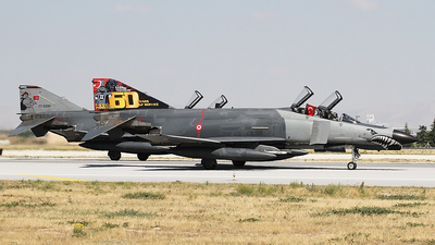 77-0296 - McDonnell Douglas F-4E Terminator 2020 - Turkey - Air Force