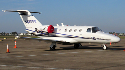 N860DB - Cessna 525 Citation CJ1 - Private