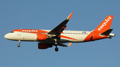OE-ICD - Airbus A320-214 - easyJet