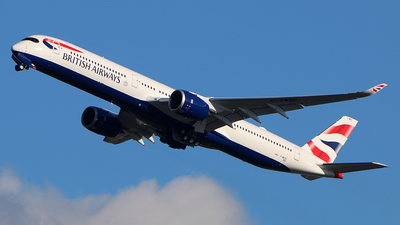 F-WZFK - Airbus A350-1041 - British Airways