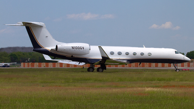 N100GV - Gulfstream G-V - Private