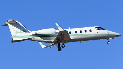 N322GC - Bombardier Learjet 55C - Private