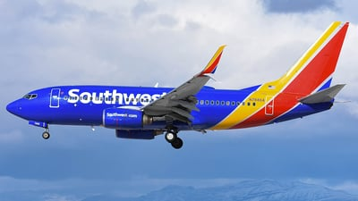 N7886A - Boeing 737-752 - Southwest Airlines