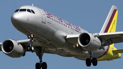 D-AKNT - Airbus A319-112 - Germanwings