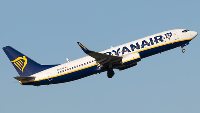 9H-QAB - Boeing 737-8AS - Malta Air (Ryanair)