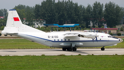 B-4150 - Shaanxi Y-8F-100 - Civil Aviation Administration of China (CAAC)