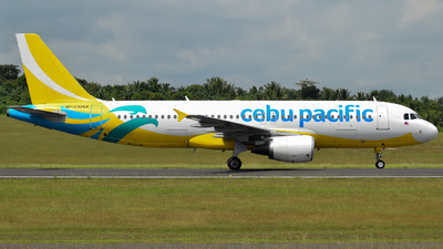 RP-C3264 - Airbus A320-214 - Cebu Pacific Air