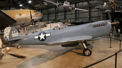 MB950 - Supermarine Spitfire Mk.XI - United States - US Army Air Force (USAAF)