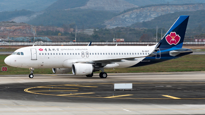 B-1617 - Airbus A320-214 - Qingdao Airlines