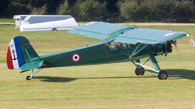 D-EGTY - Morane-Saulnier MS-506L Criquet - Private