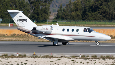 F-HGPG - Cessna 525 Citation CJ1 - VallJet