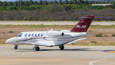 PR-JVF - Cessna 525A CitationJet 2 - Private