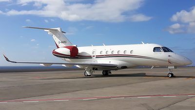 G-HARG - Embraer EMB-550 Legacy 500 - Centreline Air Charter