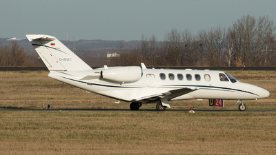 D-IGWT - Cessna 525A CitationJet 2 Plus - Sylt Air