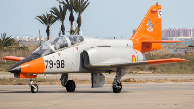 E.25-73 - CASA C-101EB Aviojet - Spain - Air Force