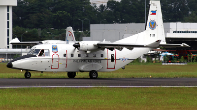 2120 - Indonesian Aerospace NC212i - Philippines - Air Force