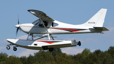 N121PK - Glasair Aviation GS-2 Sportsman 2+2 - Private