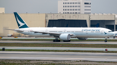 B-KPN - Boeing 777-367ER - Cathay Pacific Airways
