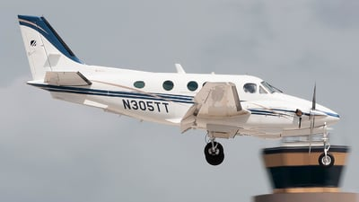 N305TT - Beechcraft C90 King Air - Zulu Air