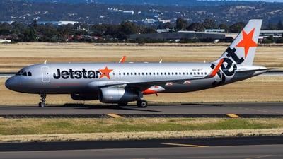 VH-VFY - Airbus A320-232 - Jetstar Airways