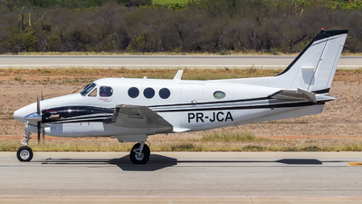 PR-JCA - Beechcraft C90GT King Air - Private