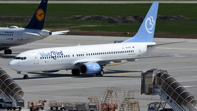 OE-IDA - Boeing 737-85F - Bluebird Airways