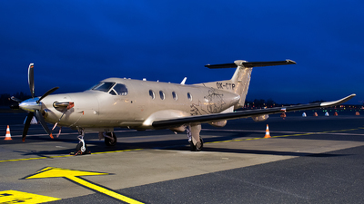 OK-CTP - Pilatus PC-12/47E - Private