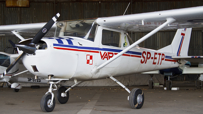 SP-ETP - Reims-Cessna F150J - Private