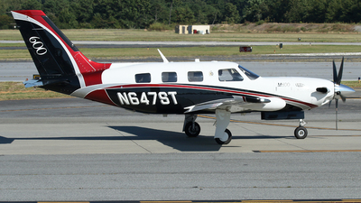 N647ST - Piper PA-46-M600 - Private
