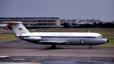 A12-124 - British Aircraft Corporation BAC 1-11 Series 217EA - Australia - Royal Australian Air Force (RAAF)