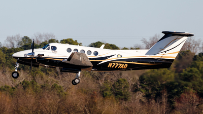 N777AQ - Beechcraft 200 Super King Air - Foundation Aviation