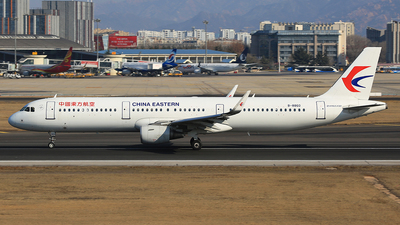 B-8860 - Airbus A321-211 - China Eastern Airlines