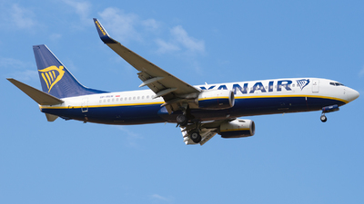 SP-RSW - Boeing 737-8AS - Ryanair Sun