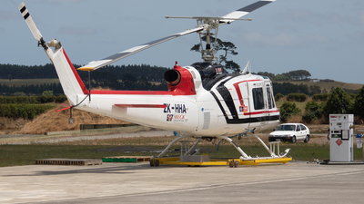 ZK-HHA - Bell UH-1B Iroquois - Beck Helicopters