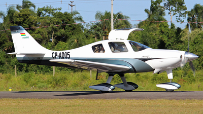 CP-AD05 - Lancair ES - Private