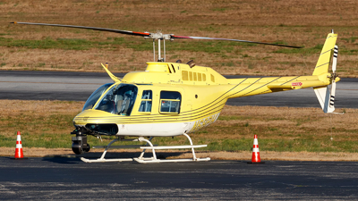 N68PH - Bell 206B JetRanger III - Mercury Aviation Helicopter Service