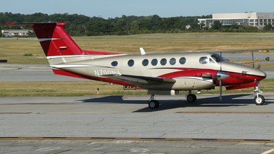 N700NA - Beechcraft 200 Super King Air - Private